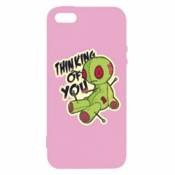 Чехол для iPhone5/5S/SE Think of you
