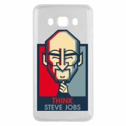 Чехол для Samsung J5 2016 Think Steve Jobs