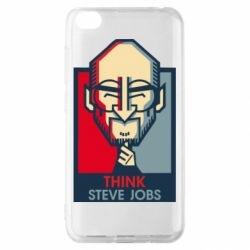 Чехол для Xiaomi Redmi Go Think Steve Jobs