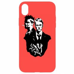 Чохол для iPhone XR This is fight club