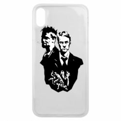 Чехол для iPhone Xs Max This is fight club