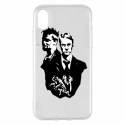 Чохол для iPhone X/Xs This is fight club