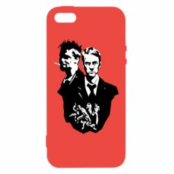 Чохол для iphone 5/5S/SE This is fight club