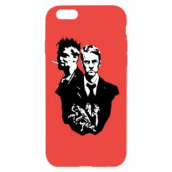 Чехол для iPhone 6/6S This is fight club