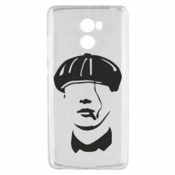 Чехол для Xiaomi Redmi 4 Thomas Shelby