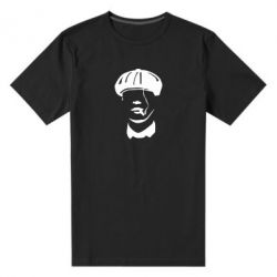 Мужская стрейчевая футболка Thomas Shelby