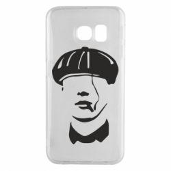 Чехол для Samsung S6 EDGE Thomas Shelby