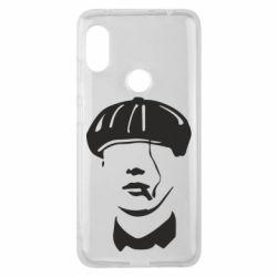 Чехол для Xiaomi Redmi Note 6 Pro Thomas Shelby