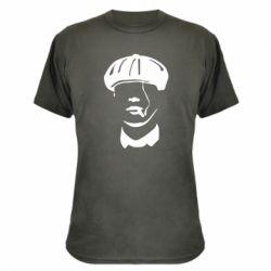 Камуфляжная футболка Thomas Shelby