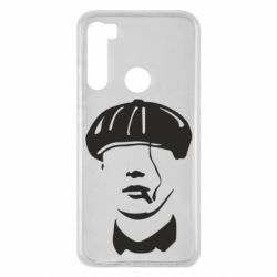 Чехол для Xiaomi Redmi Note 8 Thomas Shelby