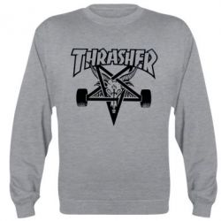 Реглан (свитшот) Thrasher Art - FatLine