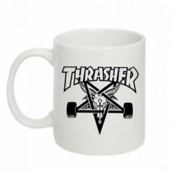 Кружка 320ml Thrasher Art - FatLine