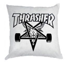 Подушка Thrasher Art - FatLine