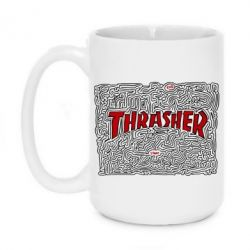 Кружка 420ml Thrasher_end