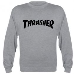 Реглан (свитшот) Thrasher Logo - FatLine