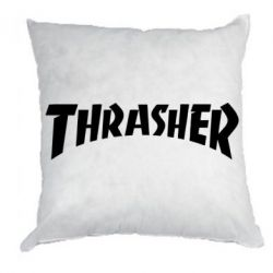 Подушка Thrasher Logo - FatLine