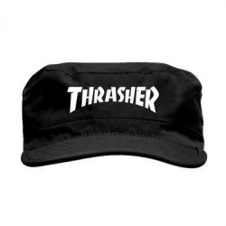 Кепка милитари Thrasher Logo - FatLine