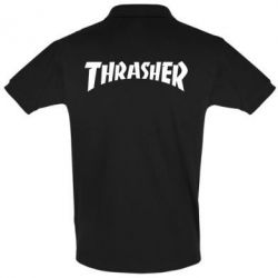 Футболка Поло Thrasher Logo - FatLine