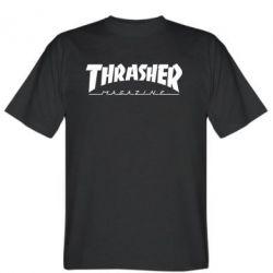 Мужская футболка Thrasher Magazine - FatLine