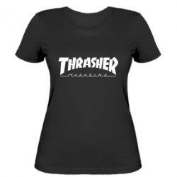 Женская футболка Thrasher Magazine