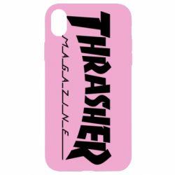 Чохол для iPhone XR Thrasher Magazine