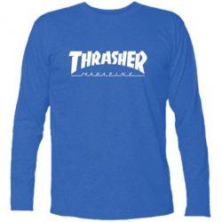 Футболка с длинным рукавом Thrasher Magazine