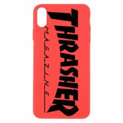 Чохол для iPhone Xs Max Thrasher Magazine