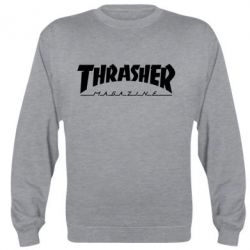 Реглан (свитшот) Thrasher Magazine - FatLine
