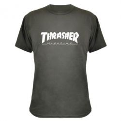 Камуфляжная футболка Thrasher Magazine