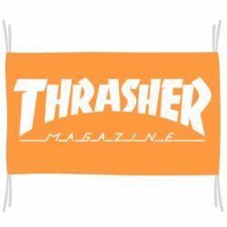 Прапор Thrasher Magazine