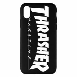 Чохол для iPhone X/Xs Thrasher Magazine