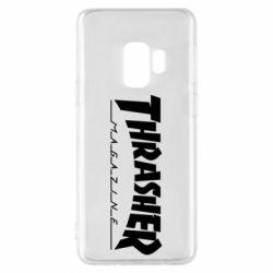 Чохол для Samsung S9 Thrasher Magazine
