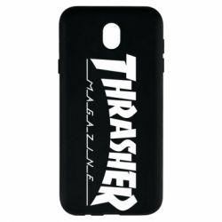 Чохол для Samsung J7 2017 Thrasher Magazine