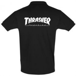 Футболка Поло Thrasher Magazine - FatLine