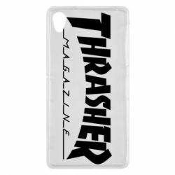 Чехол для Sony Xperia Z2 Thrasher Magazine - FatLine