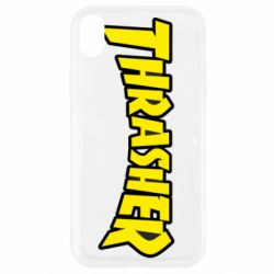 Чехол для iPhone XR Thrasher