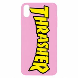 Чехол для iPhone Xs Max Thrasher