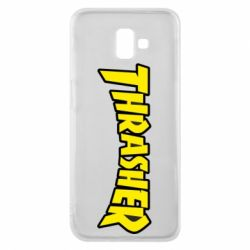 Чехол для Samsung J6 Plus 2018 Thrasher
