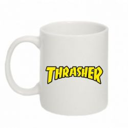 Кружка 320ml Thrasher - FatLine