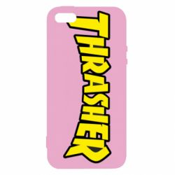 Чехол для iPhone5/5S/SE Thrasher
