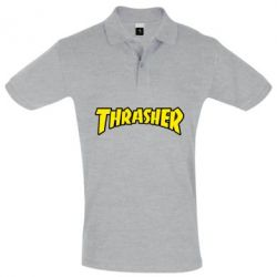 Футболка Поло Thrasher - FatLine