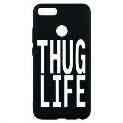 Чехол для Xiaomi Mi A1 thug life