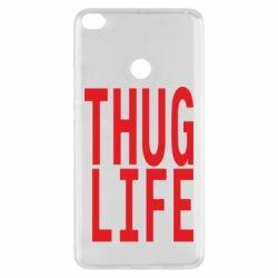 Чехол для Xiaomi Mi Max 2 thug life
