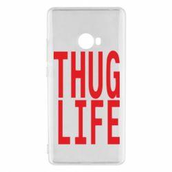 Чехол для Xiaomi Mi Note 2 thug life