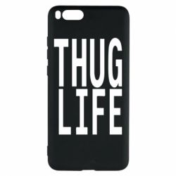 Чехол для Xiaomi Mi Note 3 thug life