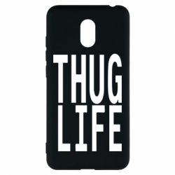 Чехол для Meizu M6 thug life - FatLine