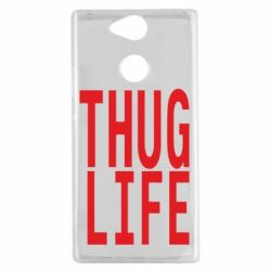 Чехол для Sony Xperia XA2 thug life - FatLine