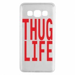 Чехол для Samsung A3 2015 thug life