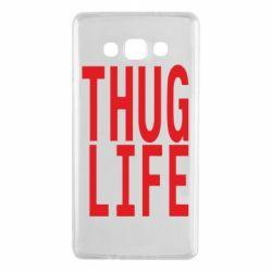 Чехол для Samsung A7 2015 thug life