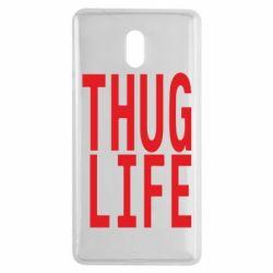 Чехол для Nokia 3 thug life - FatLine